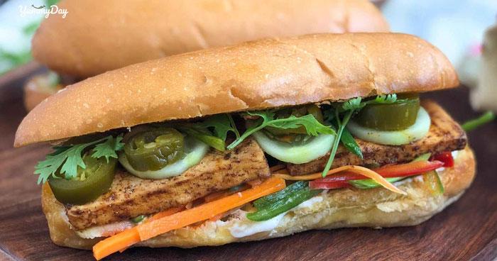Cách làm bánh mì chay siêu ngon, lành mạnh và đầy dinh dưỡng