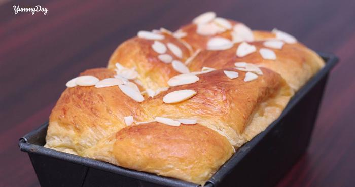 Cách làm bánh mì hoa cúc chuẩn Pháp vị thơm ngon khó cưỡng