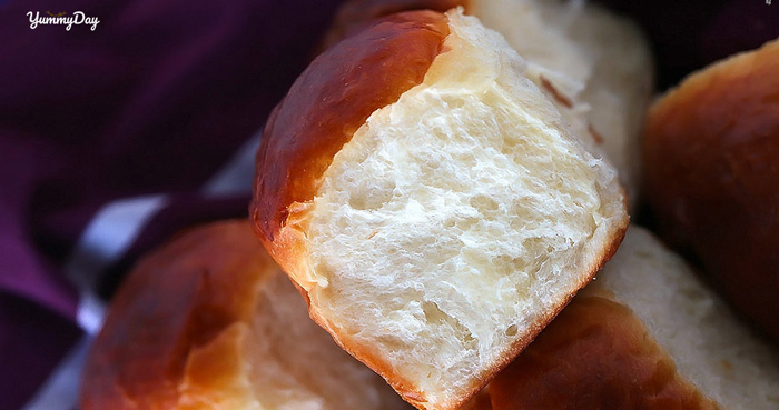Cách làm bánh mì ngọt thêm mềm ai ăn cũng không cưỡng nổi