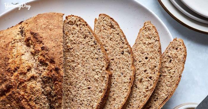 Bánh mì nguyên cám bí quyết dinh dưỡng của sức khoẻ