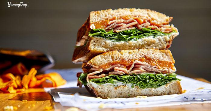 Cách làm bánh mì sandwich ngon tuyệt vời không thể bỏ qua