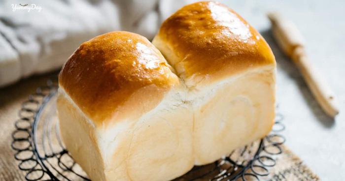 Cách làm bánh mì sữa Nhật Bản chuẩn vị ngon nhất trước giờ