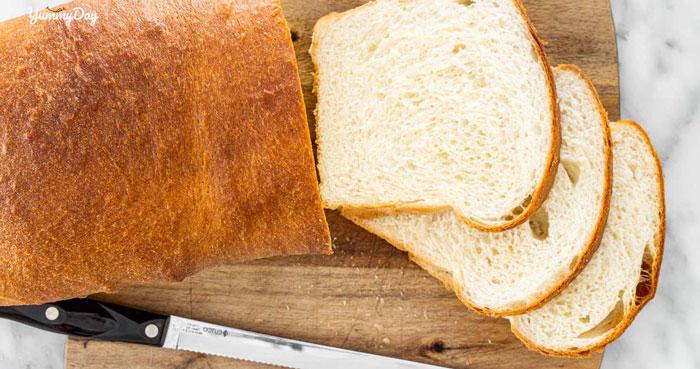 Ăn bánh mì trắng có béo không và những lưu ý không nên bỏ qua