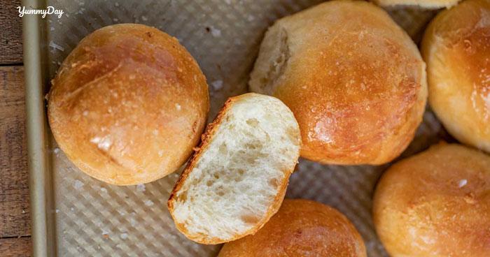 Cách làm bánh mì tươi ngon số hai không bánh nào đứng số một