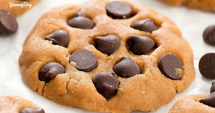 Bánh quy socola tuyệt ngon cho những cô nàng say mê đồ ngọt