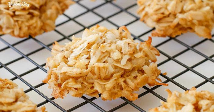 4 cách làm bánh quy yến mạch vừa thơm ngon vừa bổ dưỡng