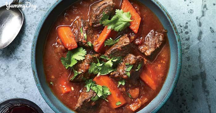 Cách làm món thịt bò kho sả ớt thơm ngon đậm đà