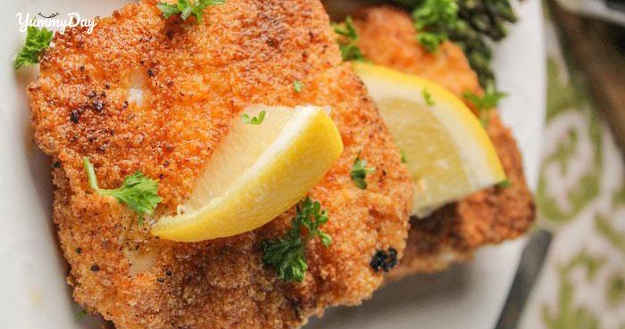 Tan chảy với món cá basa chiên siêu giòn gây thương nhớ ăn là mê