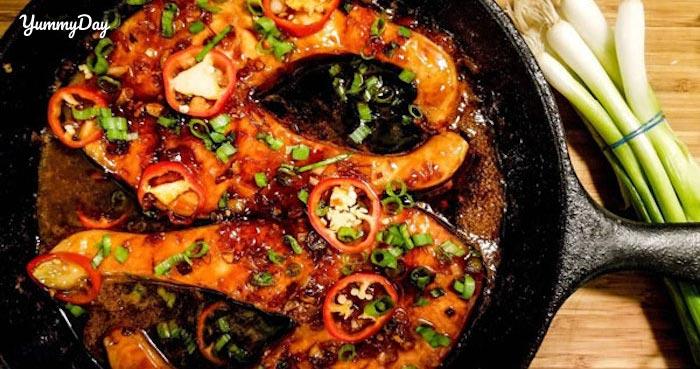 Cách làm cá basa kho tộ khiến phái mạnh phải thích mê