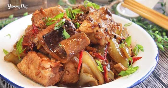 Công thức chế biến món cá đuối xào lăn thơm ngon chuẩn vị
