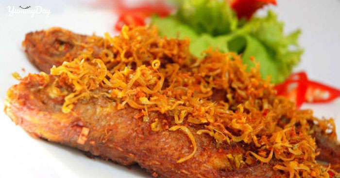 Chế biến cá hường chiên sả ớt vàng giòn ngon cơm không lo bị nát