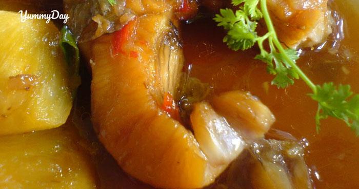 Cá lóc kho thơm - Món ngon đánh thức vị giác tiềm ẩn