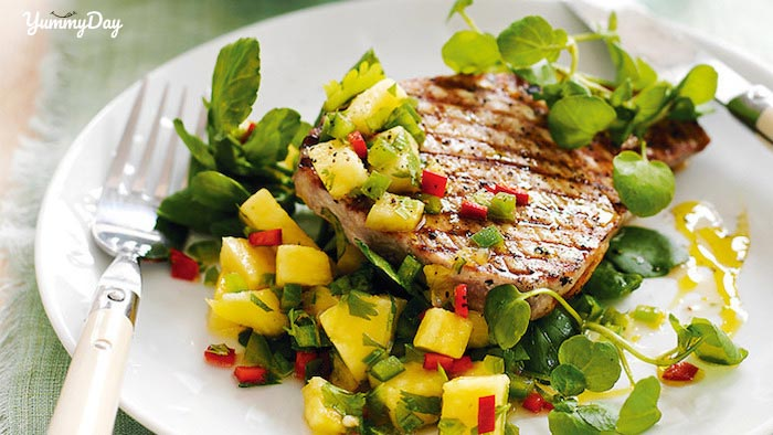 Cá ngừ kho thơm đổi vị bữa cơm, bạn đã biết cách nấu chưa?