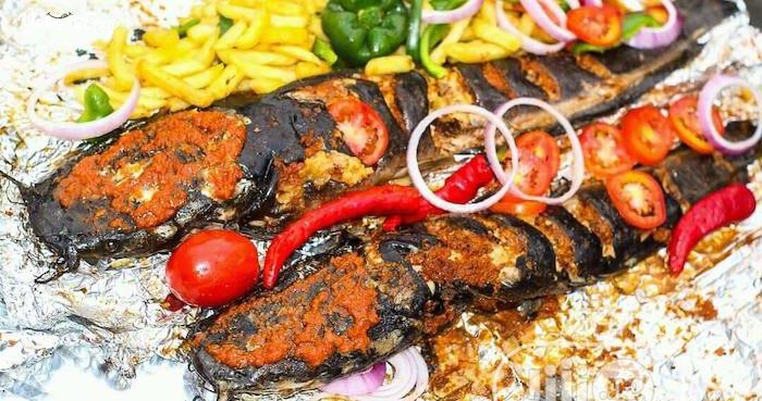 Ngon tuyệt món cá nheo nướng với công thức đơn giản nhất