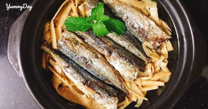Cách làm cá nục kho măng ai dân dã ăn cũng nhớ quê nhà