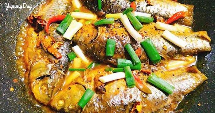 Cách làm món cá rô kho nghệ thơm nức mũi mà lại tốt cho sức khoẻ