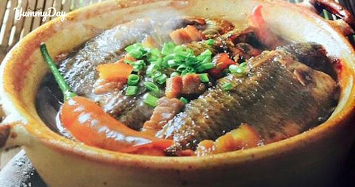 Cá rô kho tộ mang hương vị miền Tây đến gia đình bạn