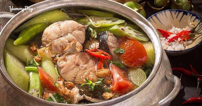 Bật mí nấu món cá trê nấu canh chua dân dã ngon đúng điệu