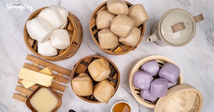 Cách làm bánh bao chay mềm thơm siêu đơn giản