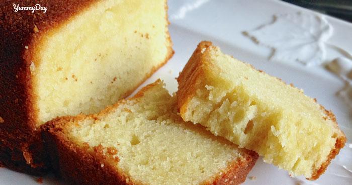 Cách làm bánh bông lan bằng bột mì đa dụng cực kỳ đơn giản