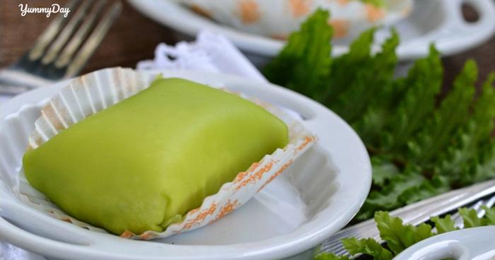 Cách làm bánh crepe lá dứa siêu đơn giản mà cực thơm ngon