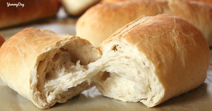 Cách làm bánh mì bằng lò vi sóng siêu tiện lợi mà siêu ngon