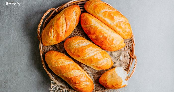 Cách làm bánh mì bằng nồi cơm điện ngon vô cùng đơn giản