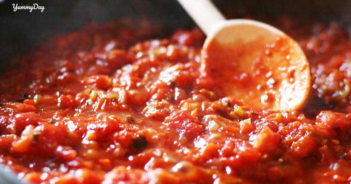 Cách làm nước sốt ăn với bánh mì thịt nướng đậm đà thơm ngon