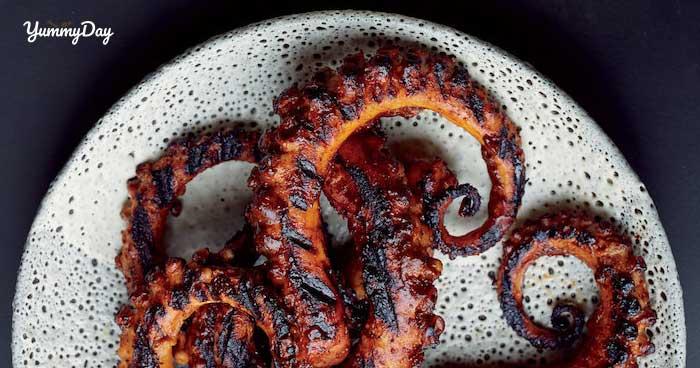 Một số cách ướp bạch tuộc nướng ngon cực đỉnh cho cả nhà