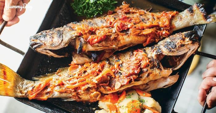 Cách ướp cá nướng thơm ngon tuyệt đỉnh cả nhà đều thích mê
