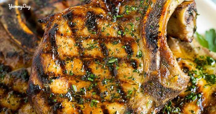 Cách ướp thịt heo nướng ngon dành cho người sành ăn