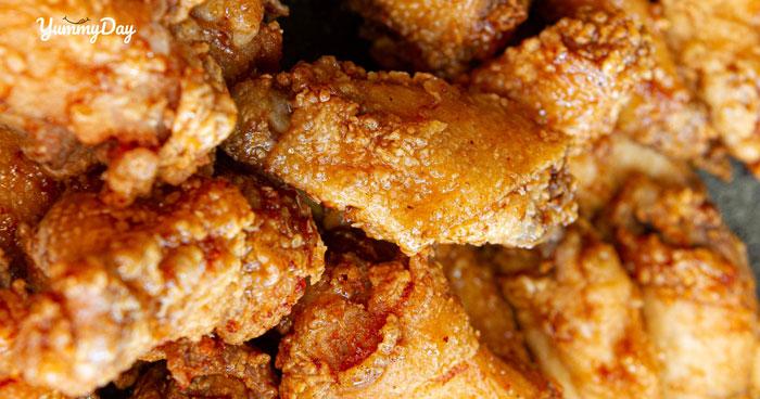 Cánh gà chiên nước mắm thay đổi khẩu vị bữa cơm từng nhà