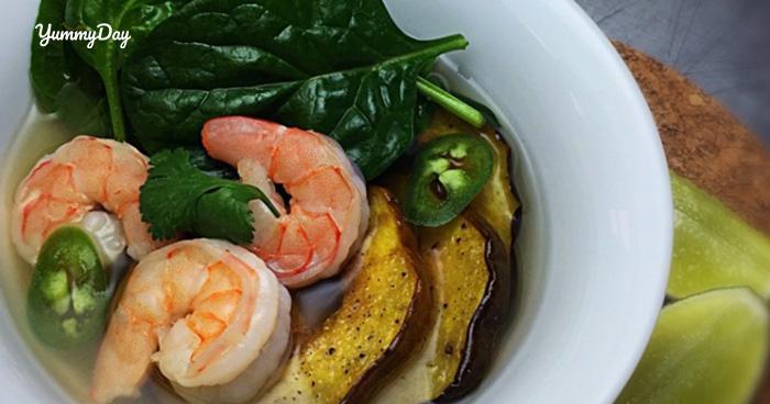 Cách làm canh rau mồng tơi nấu tôm ngon ngọt và thanh mát
