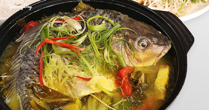 Cách nấu canh riêu cá làm không vất vả ăn thả ga cực thích