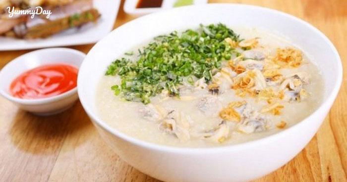 Cách nấu cháo sò huyết cho bé cực thơm ngon đầy dinh dưỡng