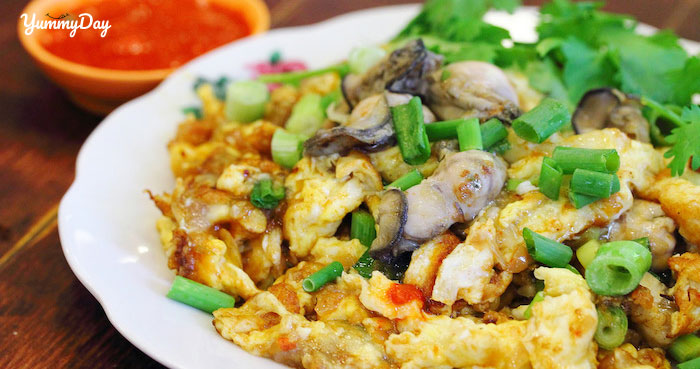 Vào bếp cùng món hàu chiên trứng cực kỳ bổ dưỡng