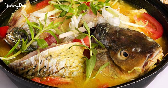 Cách nấu lẩu cá chép giòn ngon ngay tại nhà
