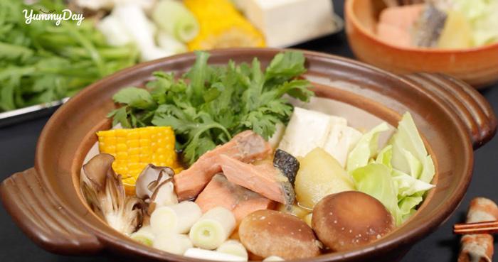 3 bí quyết làm món lẩu cá hồi ăn chắc chắn ngon lắm nha