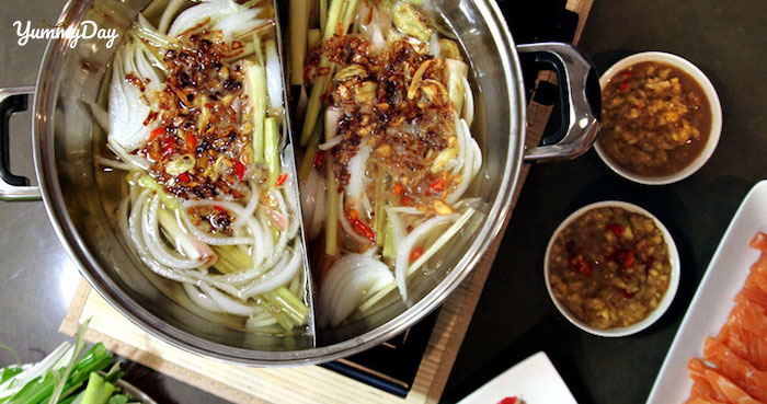 Hướng dẫn nấu bò nhúng dấm ngon đúng vị ăn hoài không ngán