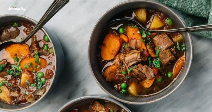 Tổng hợp 7 món canh thịt bò thanh mát, bổ dưỡng cho ngày hè