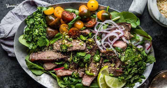 Hướng dẫn cách làm món nộm thịt bò thơm ngon đơn giản tại nhà