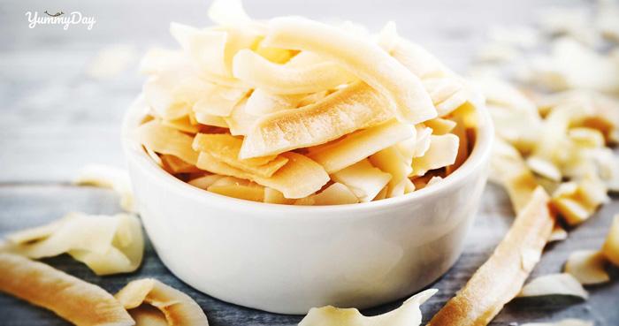 Cách làm mứt dừa sữa béo mềm thơm thơm càng ăn càng ghiền