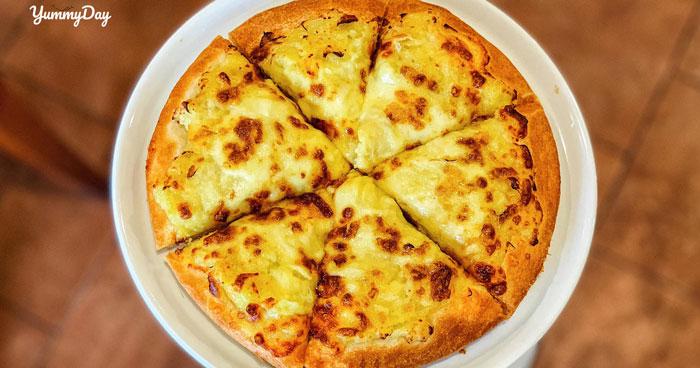 Công thức làm pizza sầu riêng ngon thần sầu khó có thể cưỡng lại
