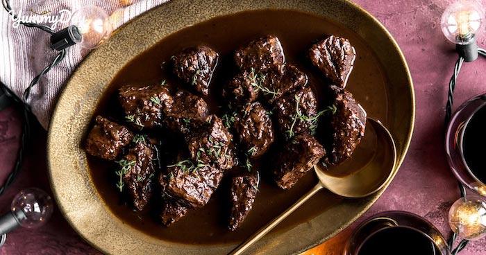 Hướng dẫn cách nấu món thịt bò kho tiêu với 3 bước đơn giản