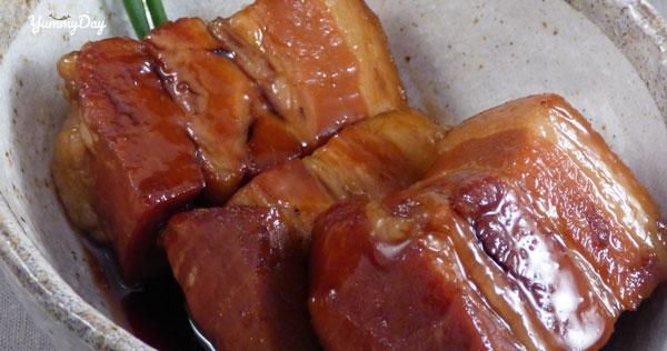 Cách làm thịt heo kho tiêu mang hương vị đậm đà như tình mẹ