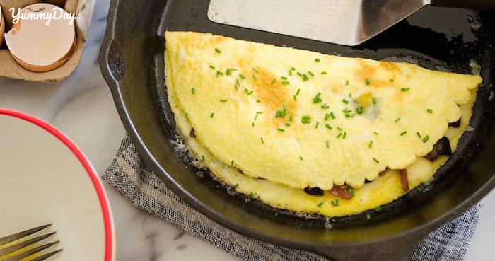 Đổi khẩu vị với món trứng chiên pate vô cùng thơm ngon cho cả nhà