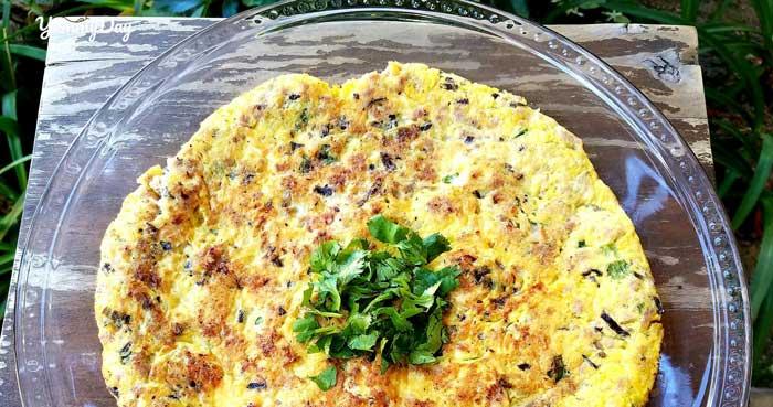 Cách làm trứng chiên thịt bằm siêu ngon lại còn siêu dễ làm