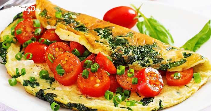 Cách làm món trứng xào cà chua siêu thơm ngon và hấp dẫn